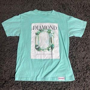 Diamond supply co tee